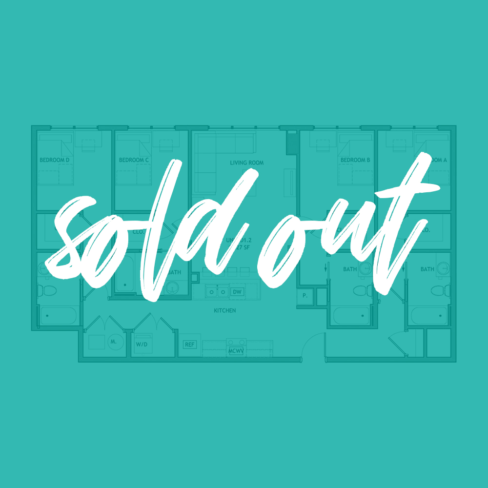 4 Bed 4 Bath - D1.2 - Sold Out